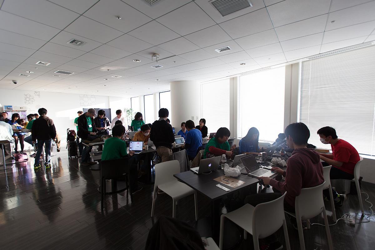 Google 東京オフィス